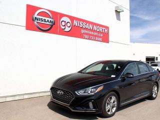 Used 2018 Hyundai Sonata SPORT for sale in Edmonton, AB