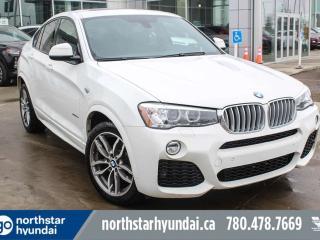 Used 2016 BMW X4 XDRIVE28i/MSPORT/NAV/SENSORS/SUNROOF for sale in Edmonton, AB