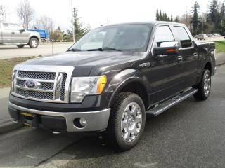 Used 2010 Ford F-150 Lariat for sale in Surrey, BC