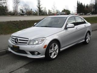 Used 2009 Mercedes-Benz C-Class 3.0L for sale in Surrey, BC