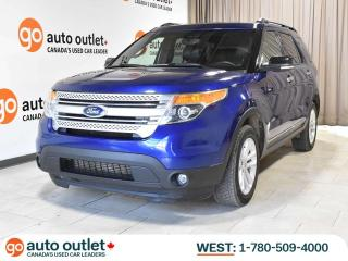 Used 2015 Ford Explorer XLT 4WD, Leather heated seats, Backup camera, 7 passenger for sale in Edmonton, AB