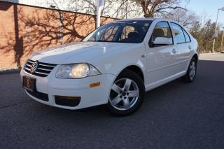 Used 2008 Volkswagen City Jetta NO ACCIDENTS / SUNROOF / CLEAN CAR for sale in Etobicoke, ON