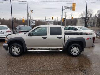 Used 2005 GMC Canyon CREW CAB Z71 4X4 for sale in Kitchener, ON