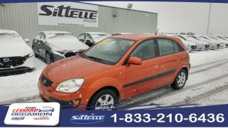 Used 2009 Kia Rio LX+ JAMAIS ACCIDENTE AUTOMATIQUE for sale in St-Georges, QC