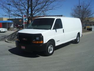 Used 2005 GMC Savana 2500 EXTENDED for sale in York, ON