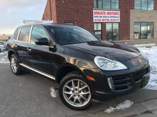 Used 2008 Porsche Cayenne S for sale in Rexdale, ON