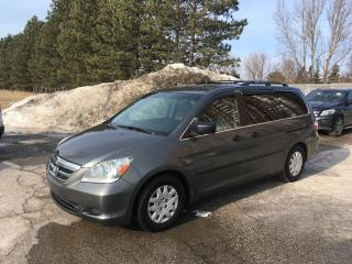 Used 2007 Honda Odyssey LX for sale in Toronto, ON