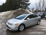 Photo of Silver 2007 Honda Civic