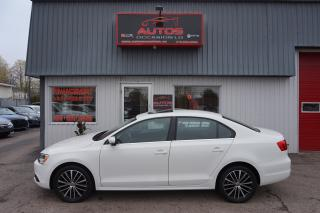 Used 2013 Volkswagen Jetta HIGHLINE for sale in Lévis, QC