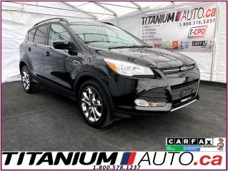 Used 2015 Ford Escape SE EcoBoost-GPS-Camera-Pano-Leather Heated Seats- for sale in London, ON