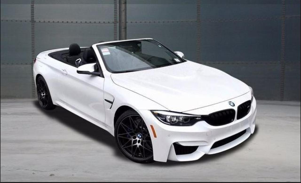 2018 BMW M4 M4