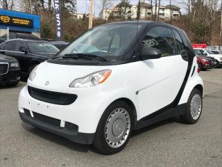 Used 2011 Smart fortwo Pure for sale in Coquitlam, BC