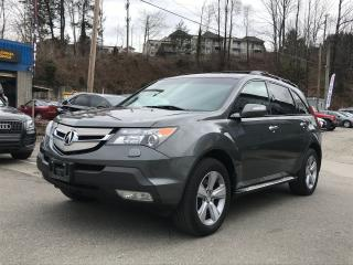 Used 2007 Acura MDX Tech pkg for sale in Coquitlam, BC