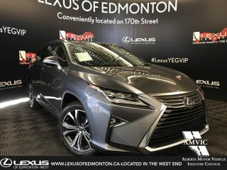 New 2019 Lexus RX 350 Luxury Package for sale in Edmonton, AB