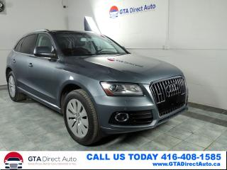 Used 2013 Audi Q5 AWD Hybrid Prestige Nav Pano BangOlufsen Certified for sale in Toronto, ON