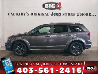 Used 2018 Dodge Journey Crossroad for sale in Calgary, AB