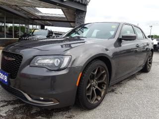 Used 2018 Chrysler 300 S for sale in Bracebridge, ON