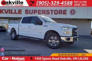 Used 2015 Ford F-150 XLT | XTR 4X4 PKG | BACKUP CAMERA | CREW CAB for sale in Oakville, ON