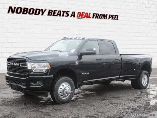 New 2019 RAM 3500 Big Horn for sale in Mississauga, ON