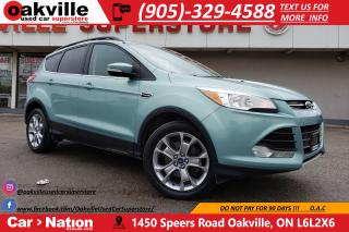 Used 2013 Ford Escape SEL AWD | LEATHER | BLUETOOTH | HTD SEATS for sale in Oakville, ON