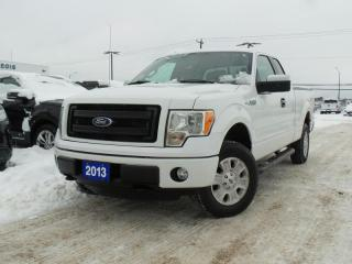 Used 2013 Ford F-150 STX 3.7L V6 4X4 for sale in Midland, ON