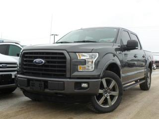 Used 2015 Ford F-150 XLT 5.0L V8 NAVIGATION for sale in Midland, ON