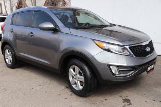 Used 2015 Kia Sportage LX Bluetooth Heated seats Alloy wheels FOG LIGHTS for sale in Mississauga, ON