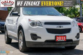 Used 2015 Chevrolet Equinox LS | AWD | BLUETOOTH | TRACTION CONTROL for sale in Hamilton, ON