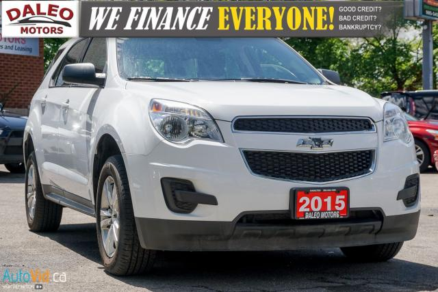 2015 Chevrolet Equinox LS | AWD | BLUETOOTH | TRACTION CONTROL