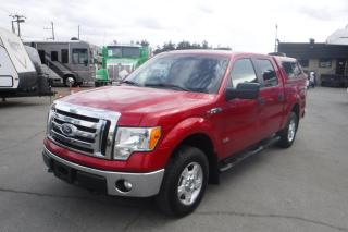 Used 2011 Ford F-150 XLT SuperCrew 5.5-ft. Bed 4WD for sale in Burnaby, BC