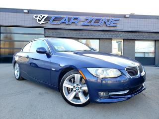Used 2013 BMW 3 Series 335i twin turbo Hard Top Convertible for sale in Calgary, AB