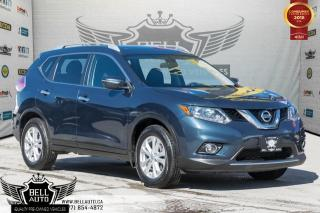 Used 2015 Nissan Rogue SV, BACK-UP CAM, PANOROOF, BLUETOOTH, HEATED SEAT for sale in Toronto, ON
