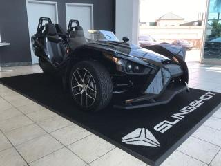 Used 2019 Polaris Slingshot SL 100 KM/H 4.8 seconds for sale in Edmonton, AB
