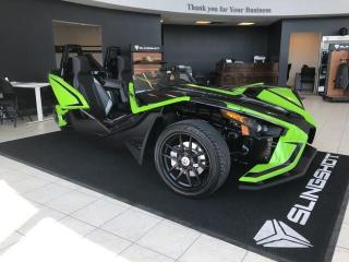 Used 2019 Polaris Slingshot SLR ICON for sale in Edmonton, AB