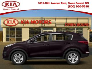 New 2019 Kia Sportage LX AWD  - Heated Seats -  Bluetooth for sale in Owen Sound, ON