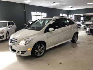 Used 2011 Mercedes-Benz B-Class B 200T*PANORAMIC ROOF*NO ACCIDENTS*CERTIFIED*VERY for sale in North York, ON