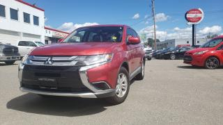 Used 2018 Mitsubishi Outlander ES for sale in Quesnal, BC