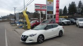 Used 2018 Nissan Maxima for sale in West Kelowna, BC