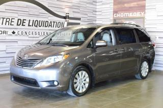 Used 2014 Toyota Sienna Xle+cuir+t.ouvrant for sale in Laval, QC
