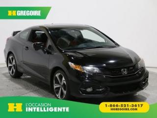 Used 2014 Honda Civic SI TOIT CAMERA for sale in St-Léonard, QC