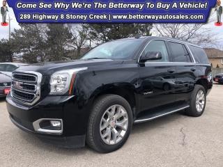 Used 2018 GMC Yukon SLT| 7 Seat| Navi| Backup Cam| AWD| Loaded!!! for sale in Stoney Creek, ON