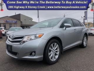 Used 2015 Toyota Venza AWD| Backup Cam| B-Tooth| Dual Climate for sale in Stoney Creek, ON