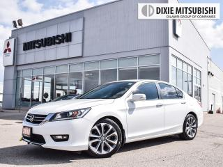 Used 2014 Honda Accord Sport for sale in Mississauga, ON