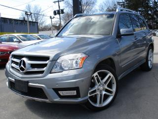 Used 2012 Mercedes-Benz GLK-Class GLK 350~PANORAMA ROOF~98,000KMS~LOW KMS !! for sale in Burlington, ON