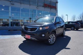 Used 2011 Kia Sorento 3.5L EX Luxury V6 AWD at for sale in Pickering, ON