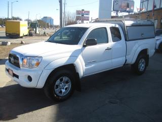 Used 2011 Toyota Tacoma 4WD Crew Cab V6 Auto SR5 for sale in North York, ON