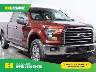 Used 2015 Ford F-150 XTR SUPERCREW 4X4 for sale in St-Léonard, QC