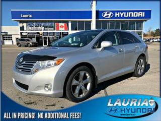 Used 2011 Toyota Venza for sale in Port Hope, ON