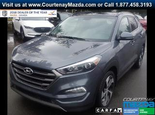 Used 2016 Hyundai Tucson AWD 1.6T Limited for sale in Courtenay, BC