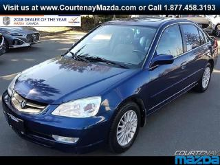 Used 2002 Acura EL 1.7 Sdn Premium 5sp for sale in Courtenay, BC